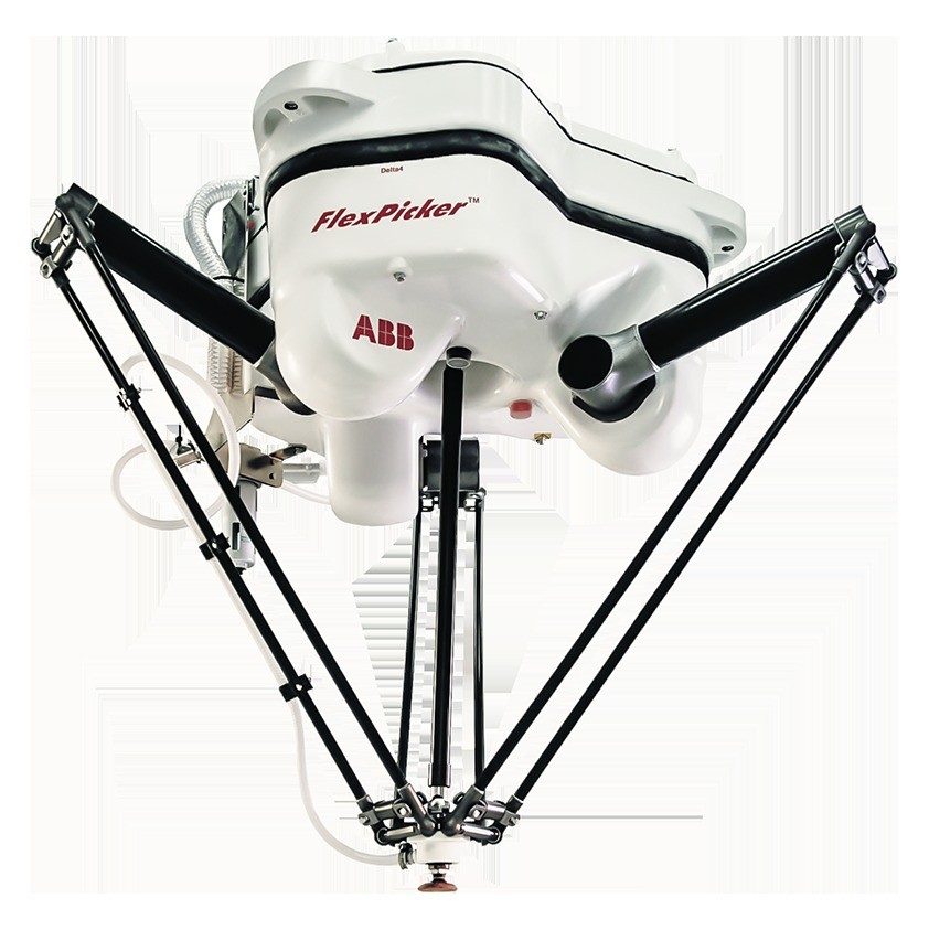 ABB IRB 340 Flexpicker IRC5 M2004