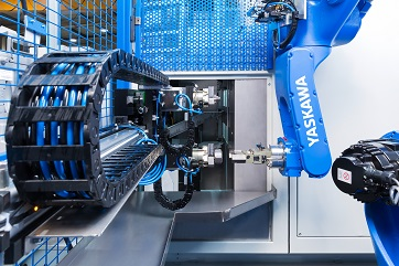 Yaskawa Machine Tending Robot