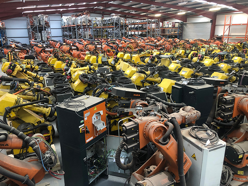 Global Robots Workshop Robotics