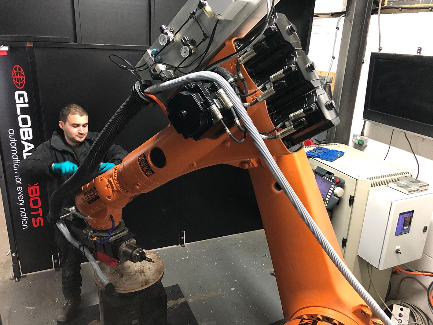 Robotic Servicing